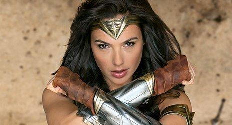 I Am Wonder Woman Hear me Roar!